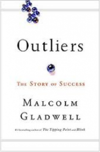 Malcolm Gladwell's book, Outliers